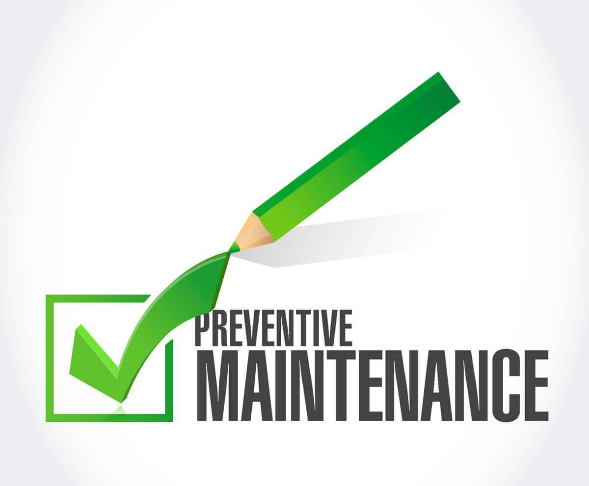 Regelmäßige Instandhaltungsarbeiten sorgen für mehr Sicherheit