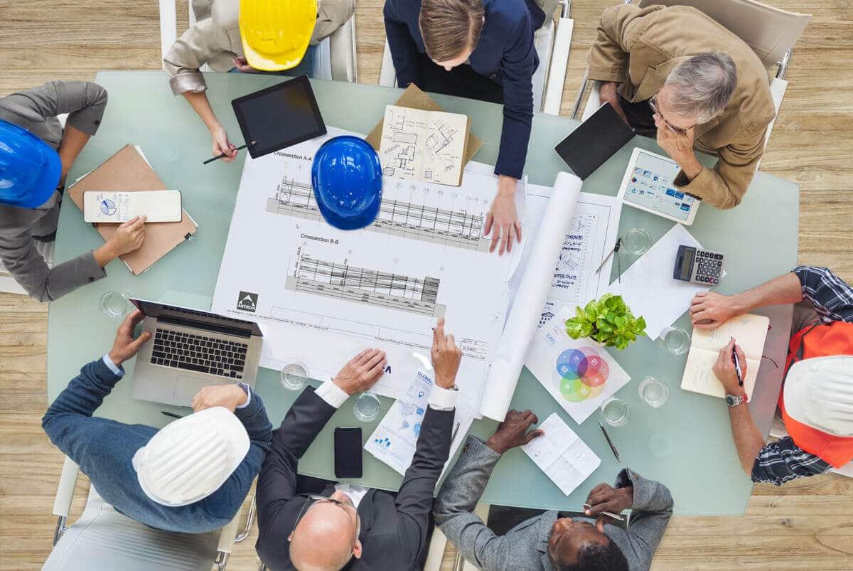 Umfassende Planung und Beratung zur Konzeption
