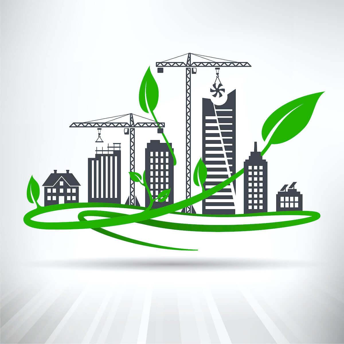 Ein nachhaltiges Baukonzept