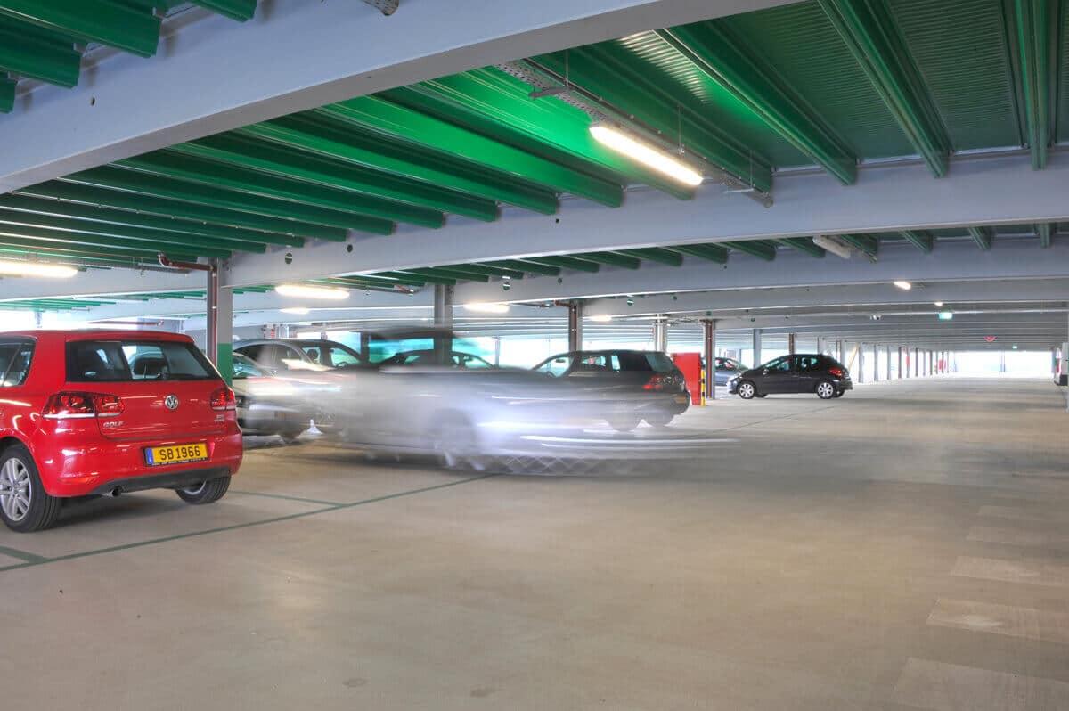 Das Kundenerlebnis beginnt beim Parken