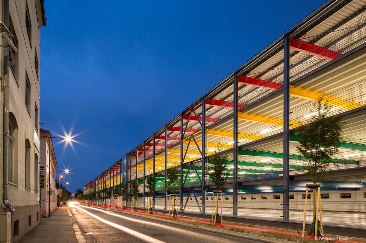 Parkhäuser der nächsten Generation