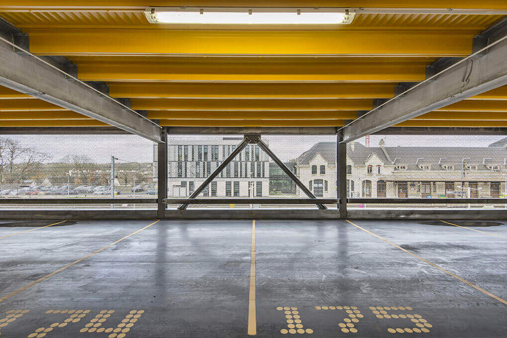 Einfach und rentabel – ein Parkhaus eine vielversprechende Investition