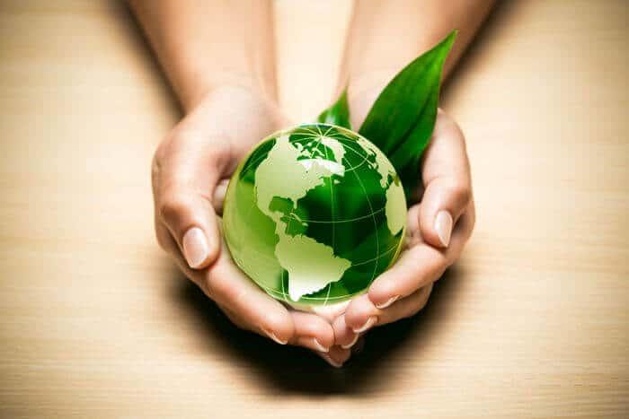 Ökologische Parkhaus-Lösung